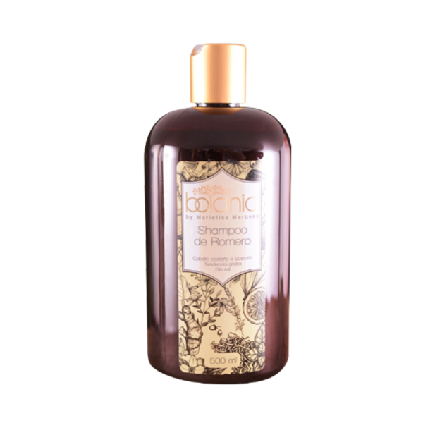 shampoo de romero