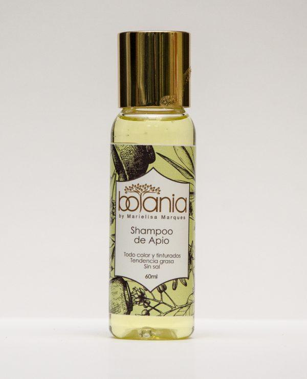 Shampoo Apio viajero 1