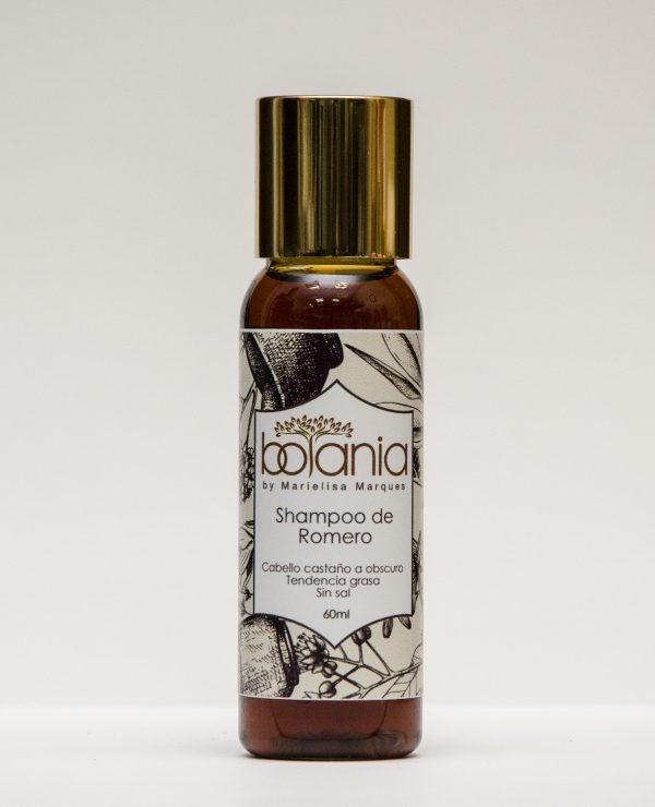 Shampoo de Romero viajero 1